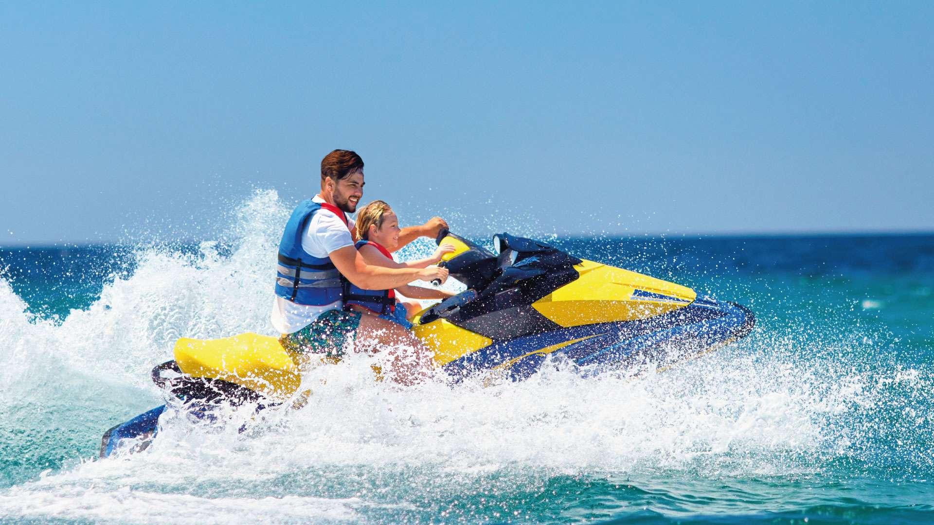 Jet Ski en Cancún y la Riviera Maya