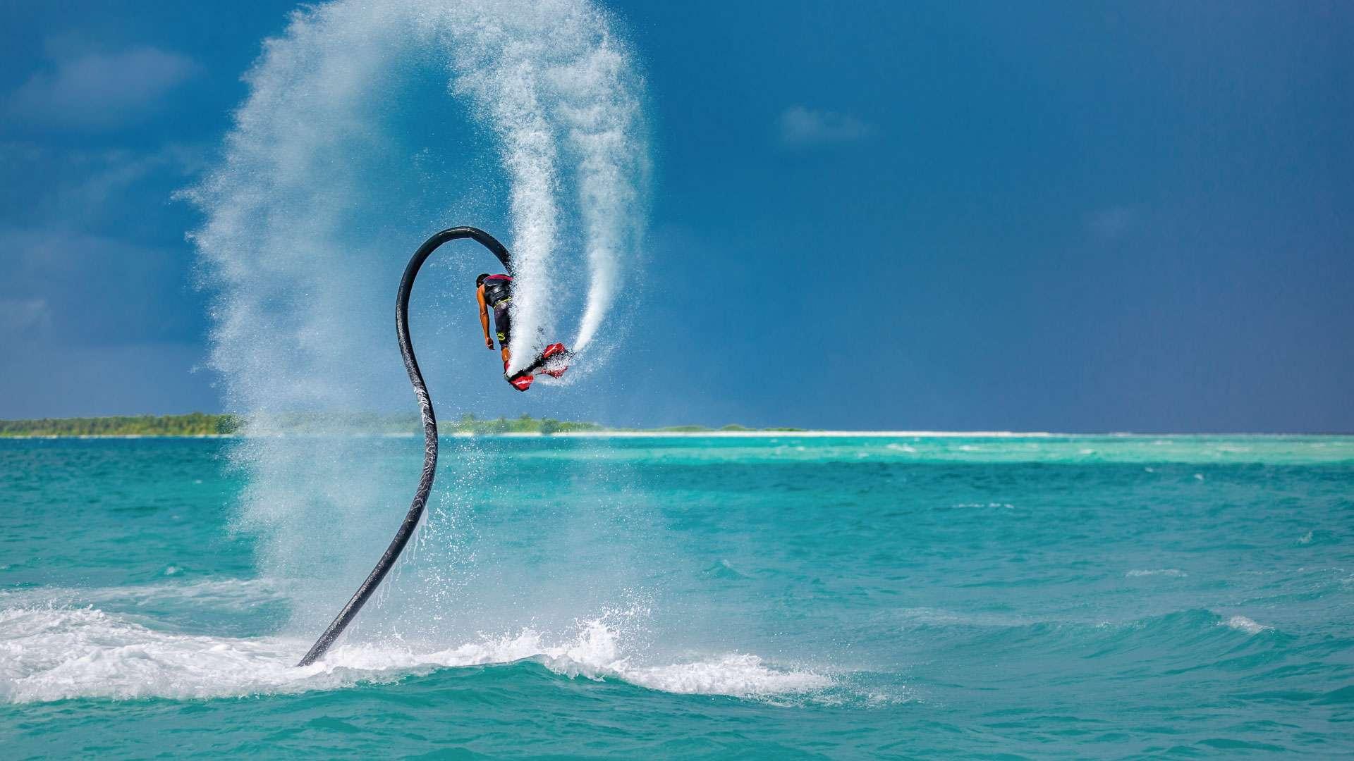 Jet Pack en Cancun y la Riviera Maya