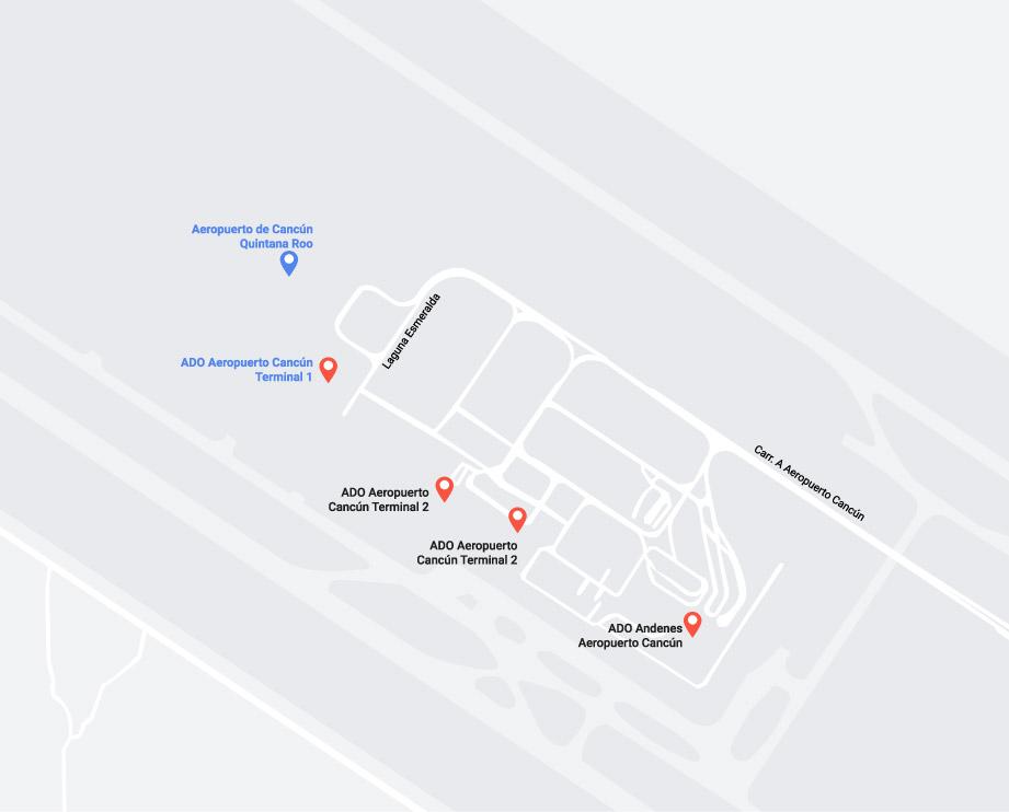 ADO Aeropuerto de Cancún